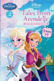 store disney learning frozen tales arendelle level 2