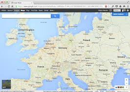 Google Maps France by Google Maps 2013 Update Fonts In Use