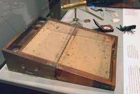 Laptop Writing Desk Writing Desks Daniel Hrinko Box Maker Desks And Work