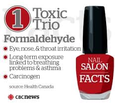 cancer causing chemicals prompt province wide testing of nail