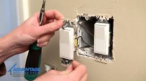 installing a single pole dimmer switch for a light youtube