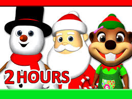 songs carols 2 hours jingle bells santa