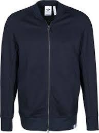 adidas crop top sweater large discount adidas 3 stripes crop w sweater black white