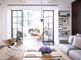 living room rustic industrial chic frog hill designs blog