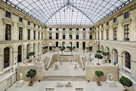 louis vuitton picks louvre courtyard for fall show u2013 wwd