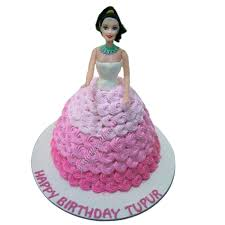 Cake Decorating Books Online Online Barbie Doll Cake For Girls Book This Lovely Cake For Your