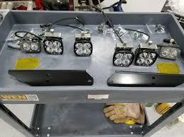 ford raptor fog light kit 2017 baja designs fog light install ford raptor forum ford svt raptor