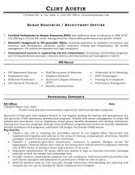Sample Resume For Hr Manager by Preparation For Your Personal Best Essay Type Examinations