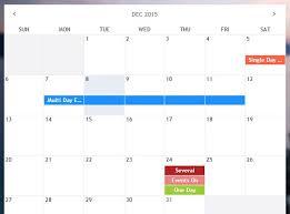 jquery event calendar plugins jquery script