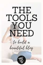 how to build a beautiful blog