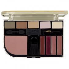 bridal makeup set makeup sets l oreal color harmony tailor made makeup palette