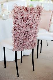 ruffled chair covers wedding ideas 8 ways to add ruffles to décor inside weddings