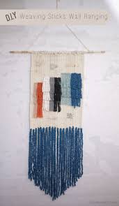 Thick Wall Tapestry D I Y Weaving Stitcks Wall Hanging Vickie Howell