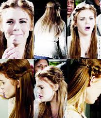 lydia martin hair lydia martin hair tutorial on the hunt