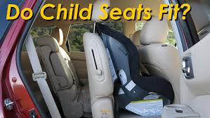 hyundai santa fe 3 child seats 2015 nissan pathfinder infiniti qx60 child seat review in 4k