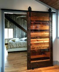 Recycled Interior Doors Recycled Wood Doors See The Reclaimed Wood Barn Door Photos With