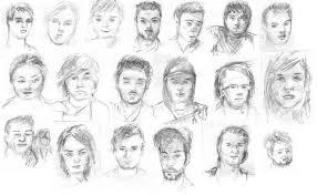 chatroulette ghita laurentiu daily sketch blog