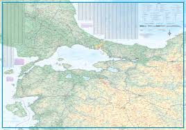 Istanbul Map Maps For Travel City Maps Road Maps Guides Globes Topographic