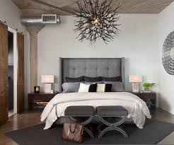 Concrete Ceiling Lighting by Bedroom Ceiling Lights Bedroom Transitional With Concrete Ceiling