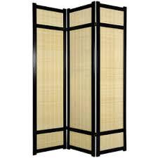 6 ft tall bamboo matchstick shoji screen room dividers sh