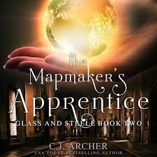D D World Map Maker by The Mapmaker U0027s Apprentice Glass And Steele Book 2