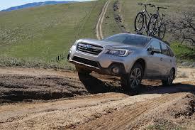 subaru off road car subaru makes an even sleeker outback bloomberg