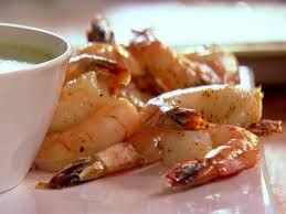 ina garten s shrimp salad barefoot contessa roasted shrimp cocktail with green goddess dressing recipe ina