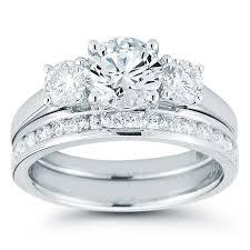 Costco Wedding Rings by Round Brilliant 2 20 Ctw Vs2 Clarity I Color Diamond Platinum