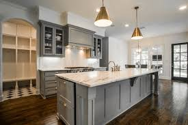 Two Tone Kitchen Cabinets Hot Home Trend To Watch The Two Toned Kitchen Hyde Park