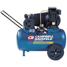 campbell hausfeld single stage electric air compressor 120v 2hp