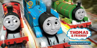 thomas friends steaming sodor nintendo 3ds games