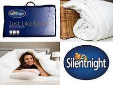 Silentnight 13 5 Tog Double Duvet Just Like Down Bedding Ebay
