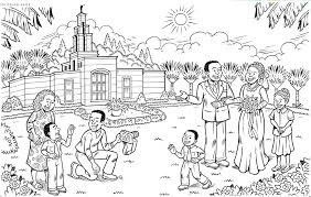 lds pioneer day clip art 79