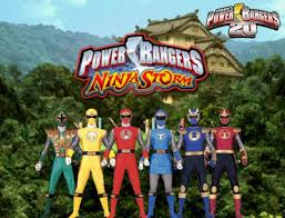 dustin power rangers ninja storm power rangers