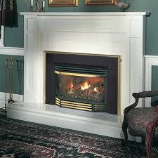 vented gas log fireplace instafireplace us