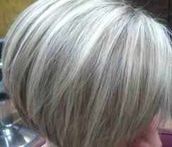 highlights for white hair on older women best highlights to cover gray hair wow com image results