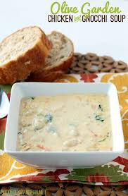 What Type Of Dressing Does Olive Garden Use - and gnocchi soup olive garden copycat recipe