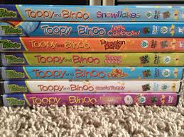 find more toopy and binoo dvds for sale at up to 90 off hanover mb