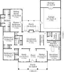 six bedroom floor plans 1491 best house images on house floor plans 6