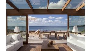 exterior 28 lovely beach house designs ideas bamboo wall chaise