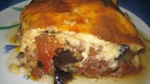 cuisine grecque moussaka moussaka grecque recette par cuisine com