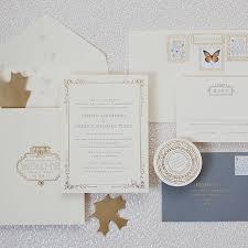 wedding invitations toronto gold foil wedding invitations brides