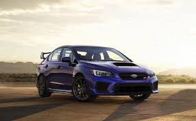 subaru lifted subaru packs freshened wrx wrx sti with more safety tech