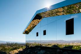 Style House Reflective Ranch Style House Captures The American West In New