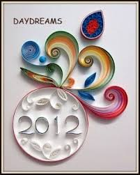happy new year paper cards 194 best quilling cards images on quilling cards