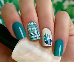 figuras geometricas uñas uñas decoradas con gelish los mejores diseños modelos y estilos