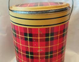 Scotch Plaid Plaid Cooler Etsy