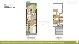 floor plans arabian ranches 2 dubai land by emaar