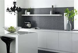black and white kitchen decorating ideas modern white kitchen backsplash kliisc com