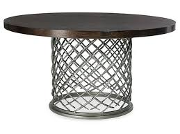 Dining Room Table Bases Metal by Fresh Hammary Dining Room Round Dining Table Base 110 701b At